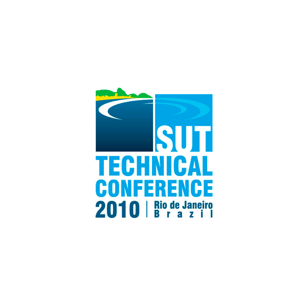 Logotipo para o evento SUT Technical Conference 2010