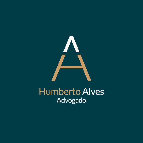 Logotipo do advogado humberto Alves